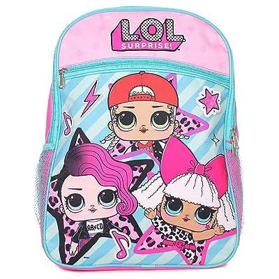 """UPD LOL Surprise 16"""" Backpack w/Front Pocket: Toys & Games"""