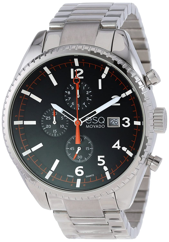 ESQ Movado Herren Armbanduhr Chronograph 7301427
