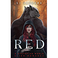 Red: A Dystopian World Alien Romance (English Edition)