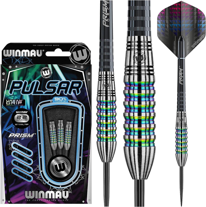 WINMAU Pulsar Darts 90/% Tungsten Steeldarts