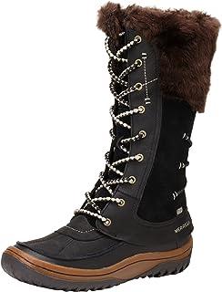 Womens Tremblant Tall Polar Waterproof Boots Merrell