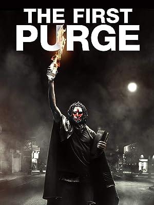 Amazon Prime Purge