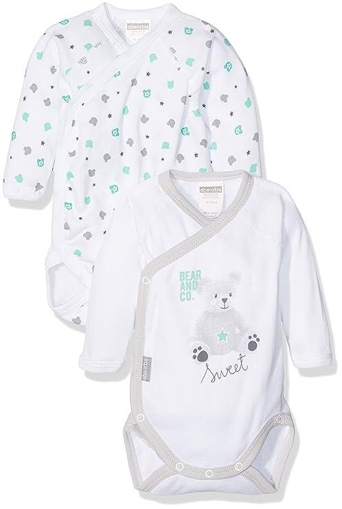 Absorba Baby Boys Bodysuit