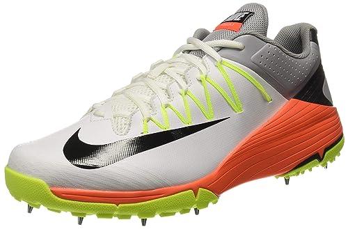 Nike Men's DOMAIN 2 White Cricket Shoes