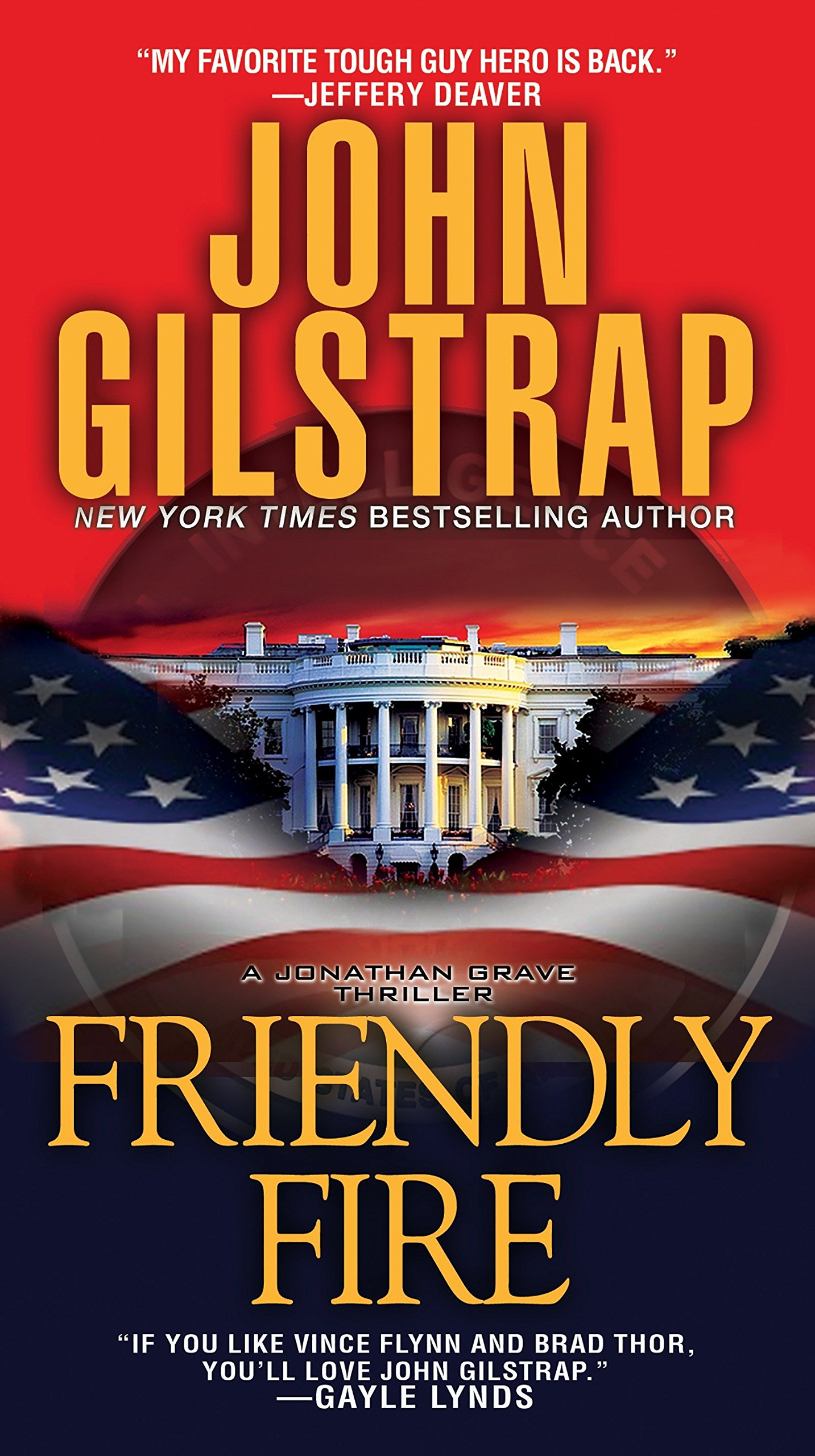 Amazon.com: Friendly Fire (A Jonathan Grave Thriller) (9780786035076): John  Gilstrap: Books