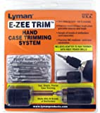 Lyman Products E-ZEE Trim Hand Case Trimmer Rifle Set