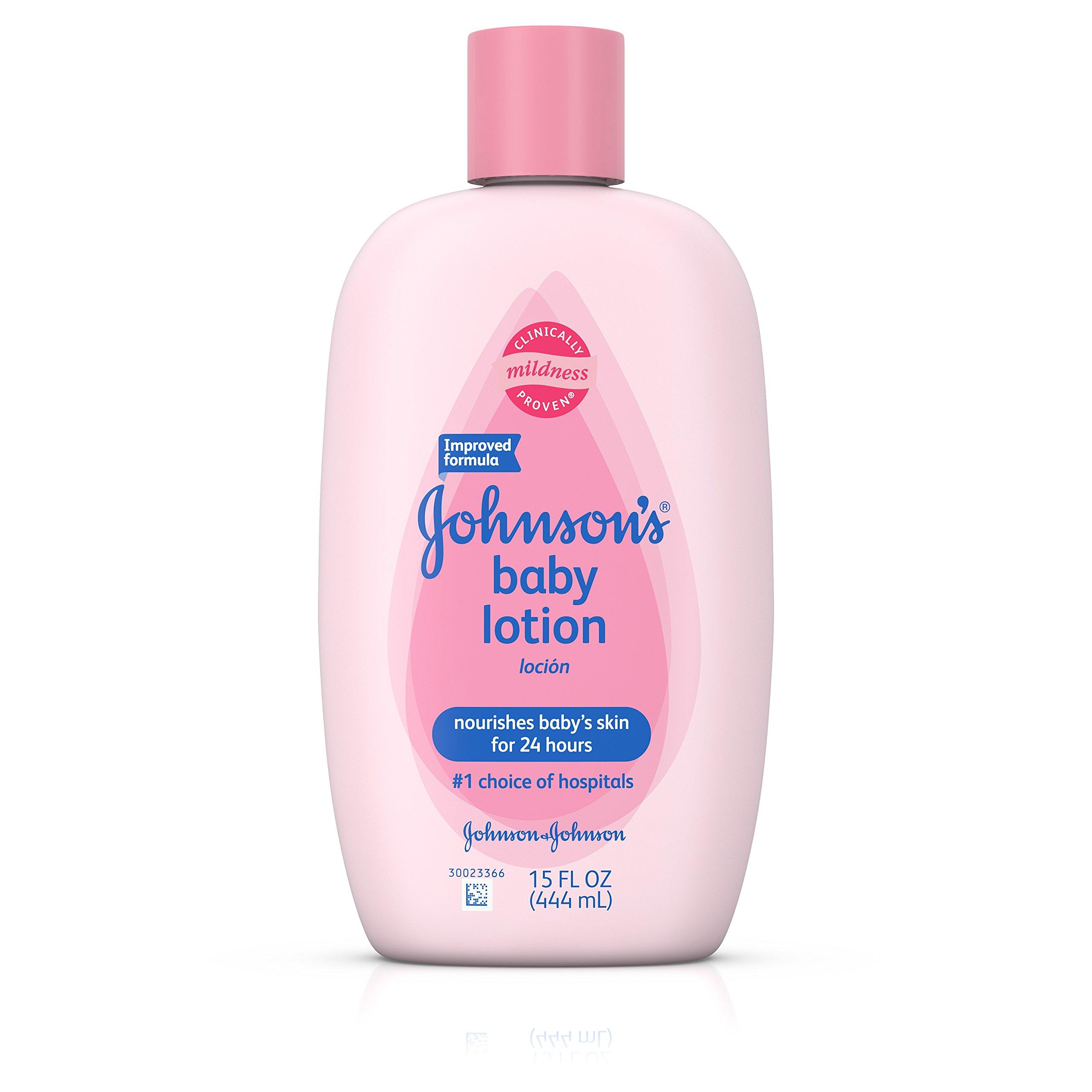 Amazon Com Johnson S Baby Powder With Aloe Vera Amp Vitamin