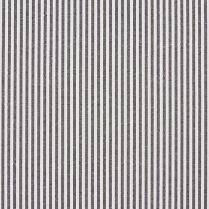 Amazon Com A566 Black And White Ticking Stripes Cotton Heavy Duty