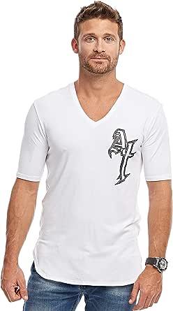 Afterlife V Neck T-Shirt For Men