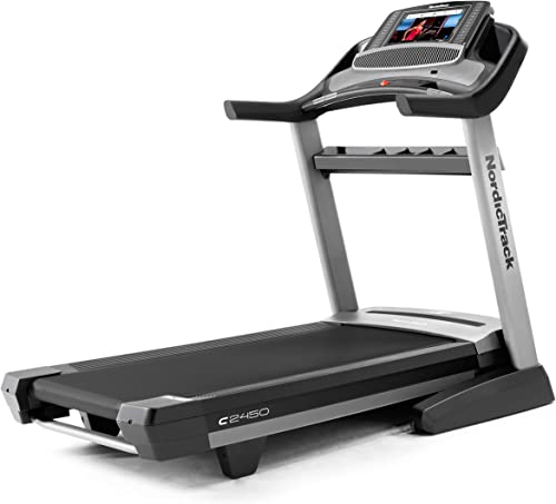 NordicTrack Commercial Series Treadmills 1 year iFit membership 396 value