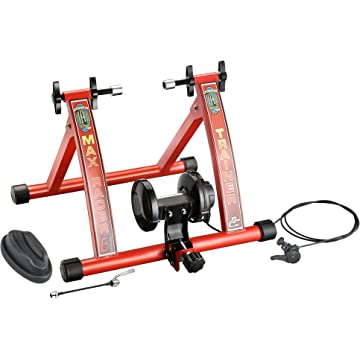 cheap 1113 RAD Cycle Products Max Racer 7 Levels of Resistance Portable Bicycle Trainer Work Out Machine 2020