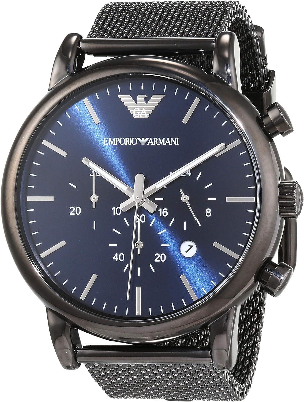 Emporio Armani Reloj Cronógrafo para Hombre de Cuarzo AR1509