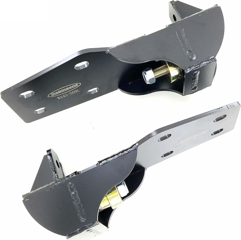 Dobinsons Front Control Arm Drop Boxes for Nissan Patrol GQ Y60 /& GU Y61 4 to 6 Lift