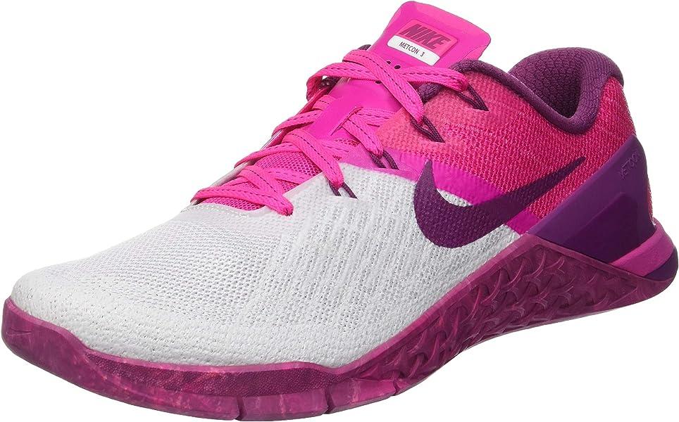 Nike Wmns Metcon 3, Zapatillas de Gimnasia para Mujer