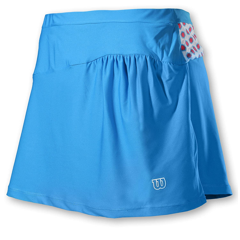 Wilson Passion - Falda de Tenis para Mujer, tamaño XS, Color Cyan ...