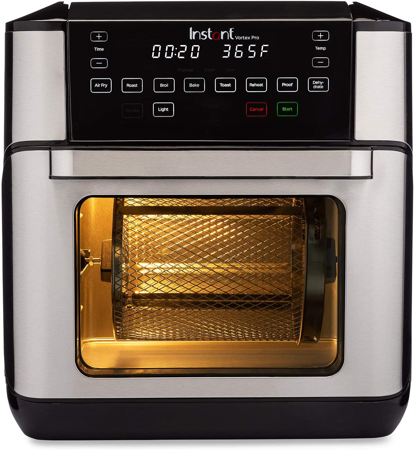 Best compact- Instant Vortex Pro Air Fryer