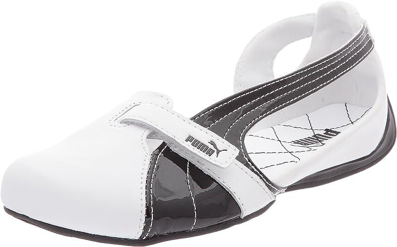 chaussure puma ouverte