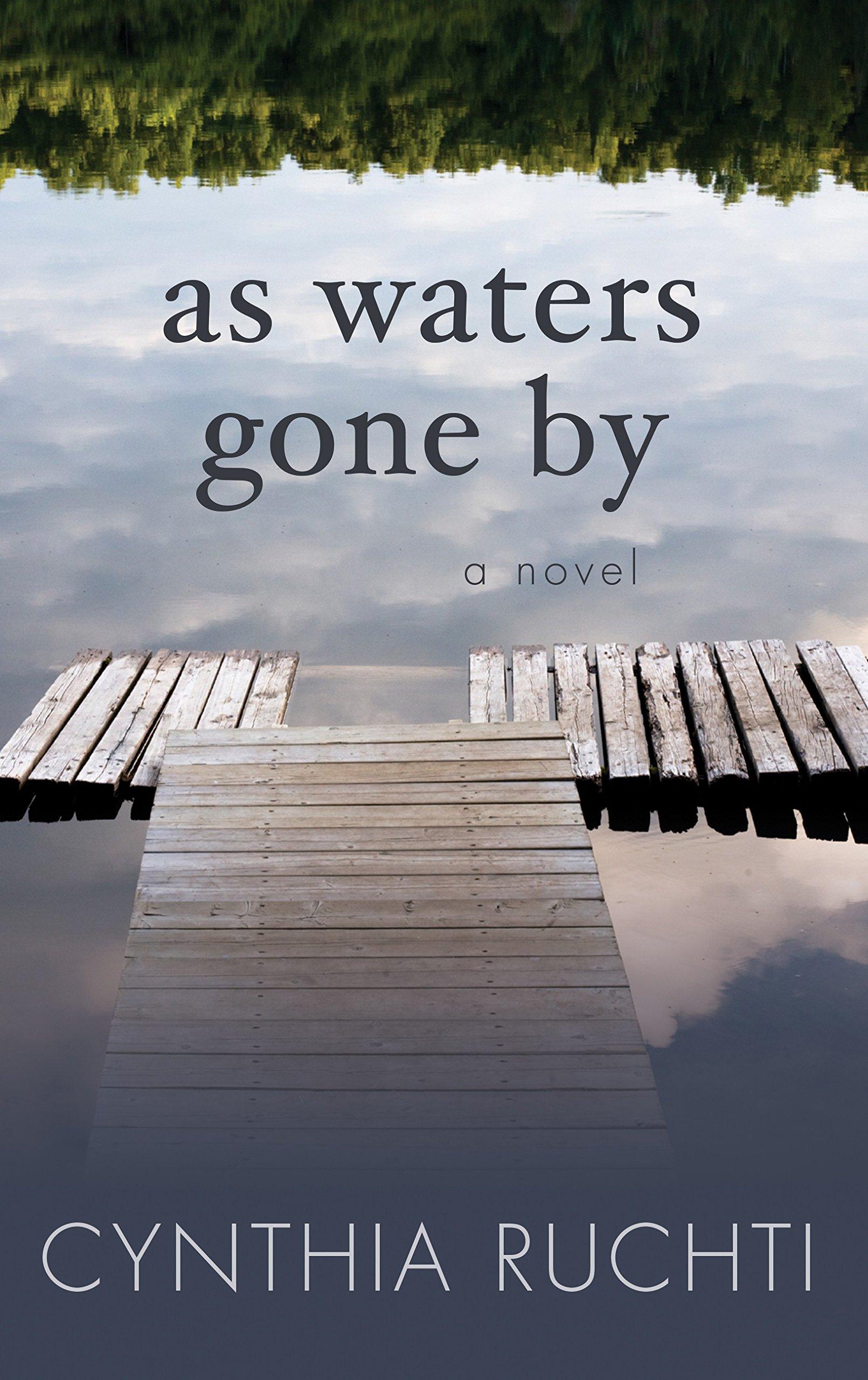As Waters Gone By (Thorndike Press Large Print Clean Reads) ebook