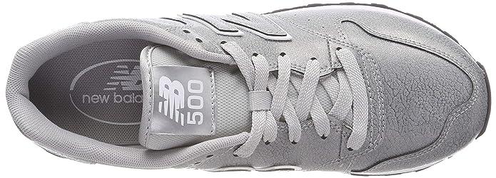 7ba04015b36 New Balance Women s 500 Trainers  Amazon.co.uk  Shoes   Bags