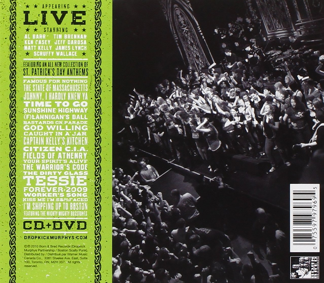 Live On Lansdowne, Boston MA (Deluxe Version) by Born & Bred