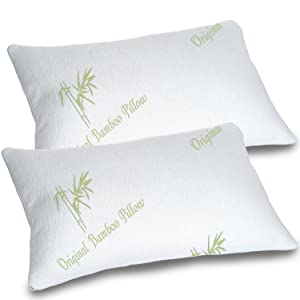 Bamboo Cooling Pillows from Original Bamboo