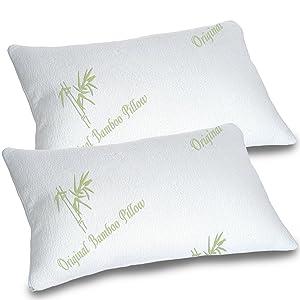 Bamboo Cooling Pillows from Original Bamboo