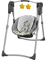 Graco Slim Spaces Compact Swing, ABC