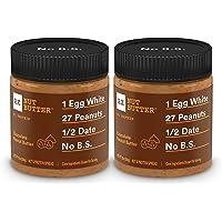 2-Pack RXBAR RX Chocolate Peanut Nut Butter Jar