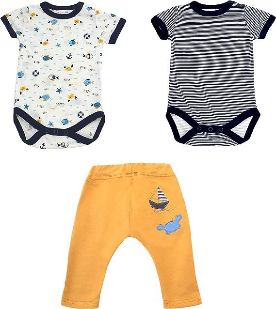 Karen Bebé Unisex Ropa para Niños Niñas 2 Body Pantalones de ...