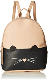 4a0df99c8 Amazon.com: T-Shirt & Jeans Back Pack with Cat Ears Frame, black ...