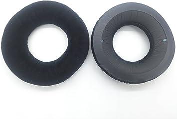 Almohadillas de terciopelo cojín almohadillas orejeras taza