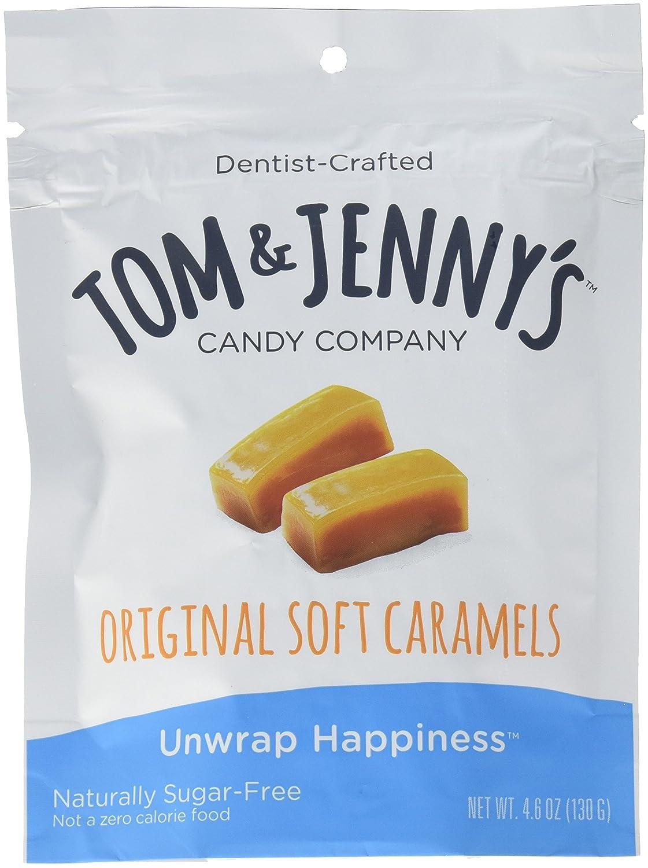 Sugar Free Soft Caramels