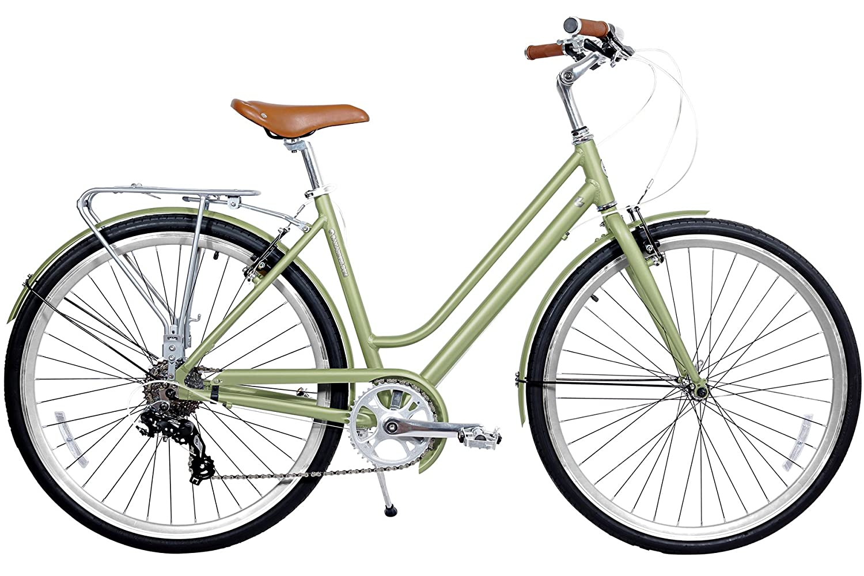 Gama Step Thru Bike