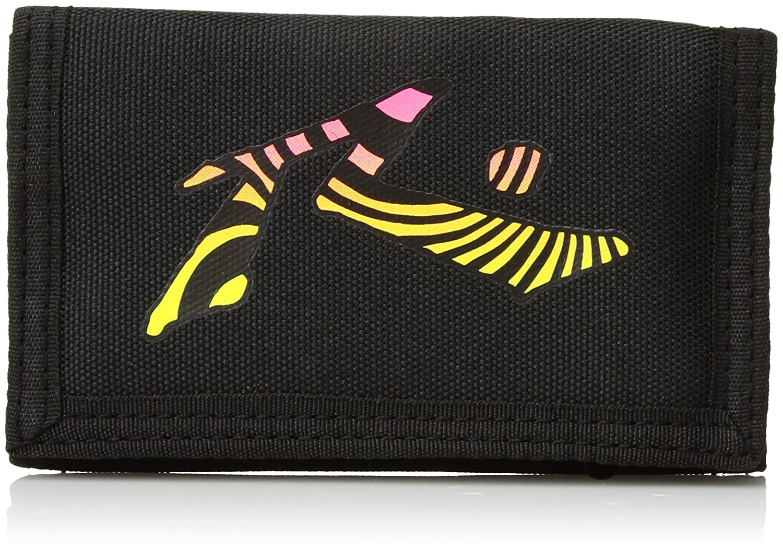 Rusty Men's Mayan 3 Tri-fold Wallet black One Rusty Men's Apparel WAM0514-BLK