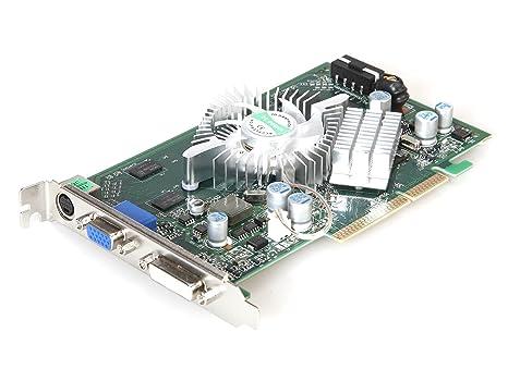 NVIDIA Geforce 7600 GS 512 MB Tarjeta gráfica AGP Tarjeta de ...