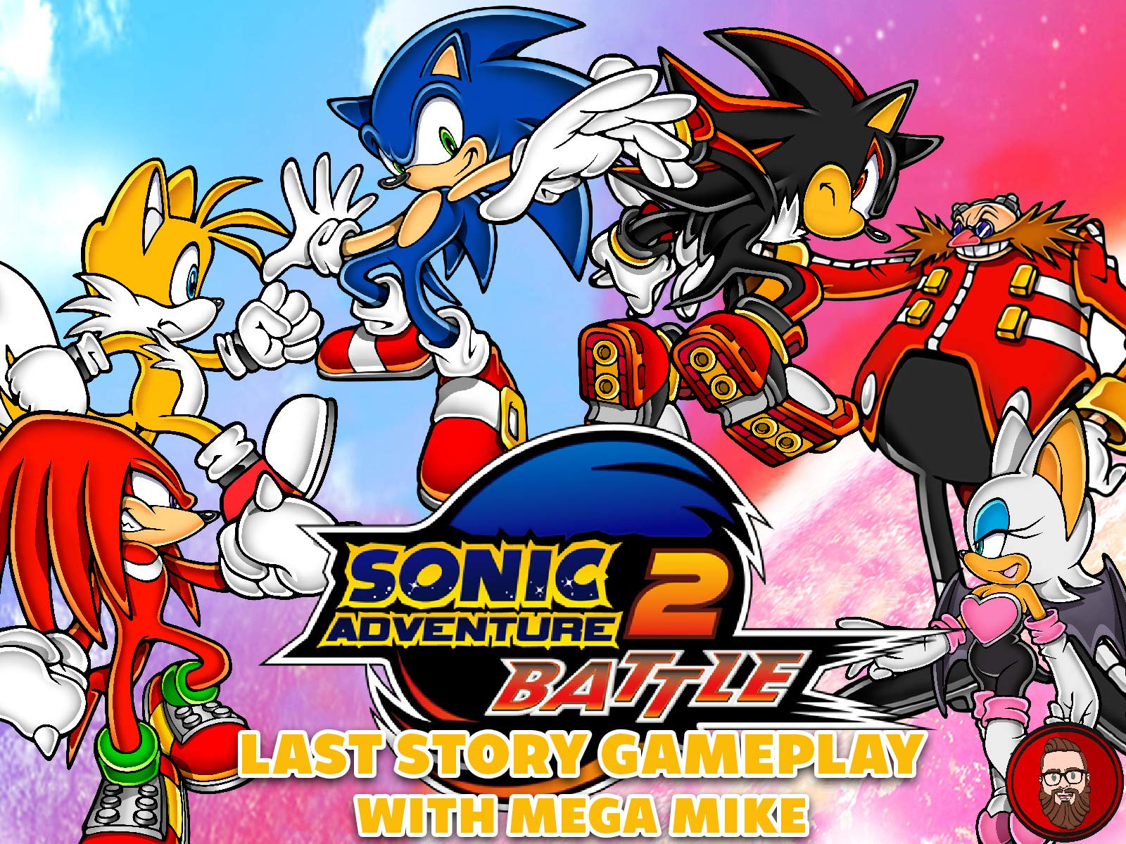 Watch Sonic Adventure 2 Battle Last Story Gameplay With Mega Mike