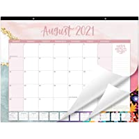 """bloom daily planners 2021-2022 Academic Year Desk/Wall Monthly Calendar Pad (August 2021 - July 2022) - Large 21"""" x 16…"""