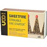 UCO Sweetfire Strikeable Firestarter 20 Pack