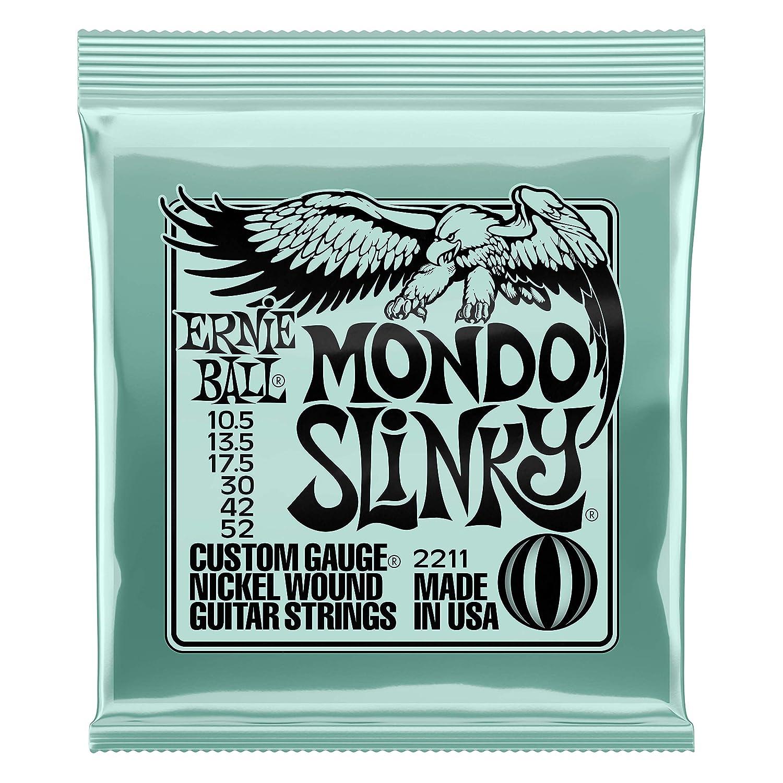 Turbo Slinky Nickel Wound Electric Guitar Strings 9.5-46 Gauge