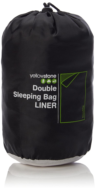 Yellowstone Unisex Outdoor Double Sleeping Bag Paroh Ltd 87391-UNI