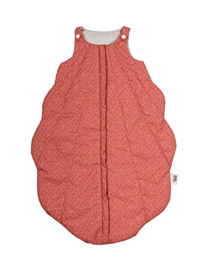 Baby Bites ORIGINAL - Saco tirantes concha CORAL - Modelo VERANO
