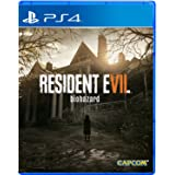 Resident Evil 7 : Biohazard (Voice: English/Spanish/French/Italian/German/Japanese, Subtitles : EN/ES/FR/IT/DE/JP/CHINESE & More) for PS4 PlayStation 4 & Pro, PlayStation VR PSVR