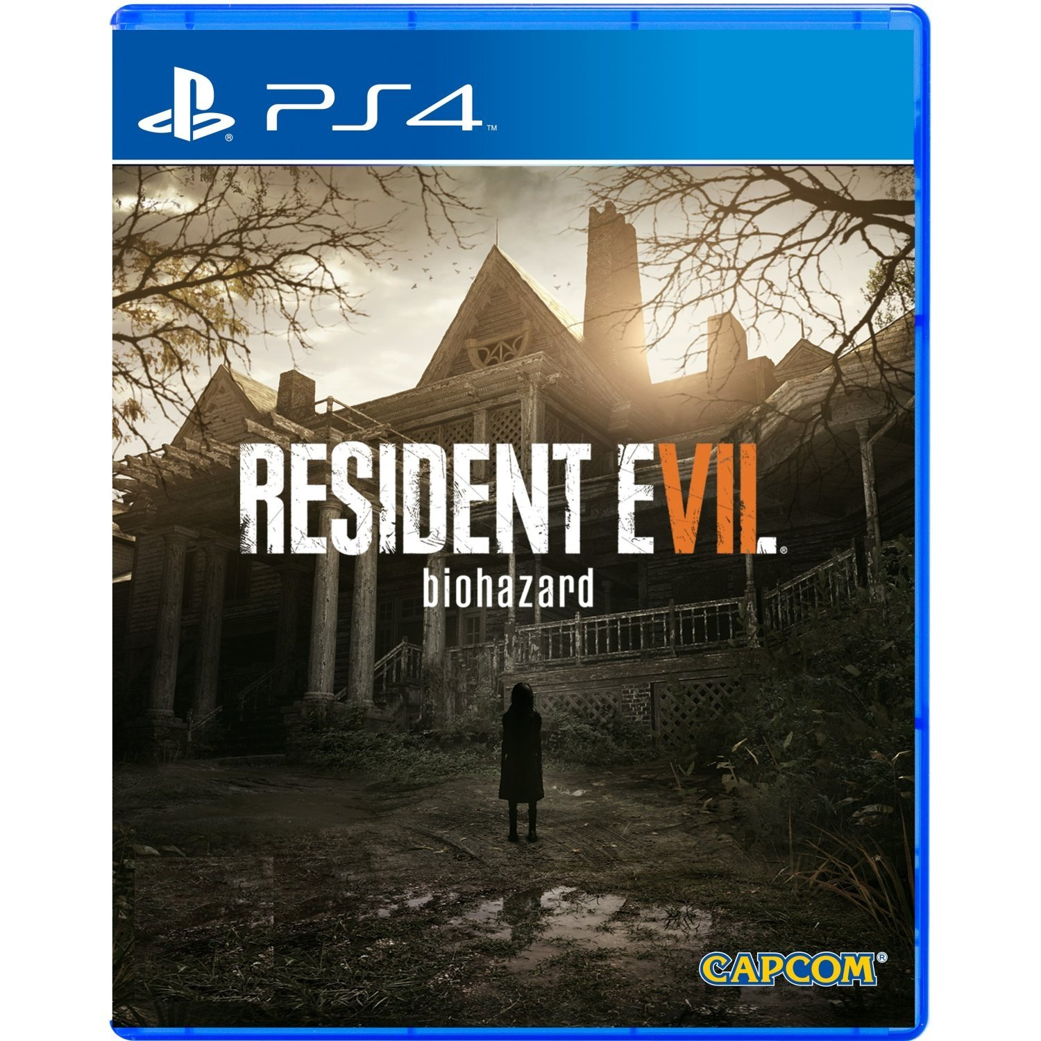Amazon Com Resident Evil 7 Biohazard Chinese Subs For Ps4