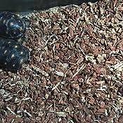 Amazon Com Zoo Med Reptile Bark Fir Bedding 24 Quarts Pet Habitat Bedding Pet