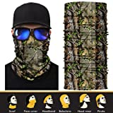 Amazon Price History for:3D Face Sun Mask, Neck Gaiter, Headwear, Magic Scarf, Balaclava, Bandana, Headband for Fishing, Hunting, Yard work, Running, Motorcycling, UV Protection, Great for Men & Women