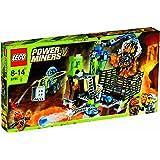 レゴ (LEGO) パワー・マイナーズ ラバトラズ 8191