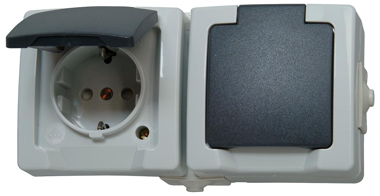 300V//500V 300V//500V NYM-J 3x1.5 mm/² Strom-Kabel f/ür feste Verlegung 10m grau Kopp Mantel-Leitung 3 adrig NYM-J 5x1.5 mm/² Strom-Kabel f/ür feste Verlegung grau/& Mantel-Leitung 5 adrig