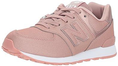 new balance rosas mujer 574