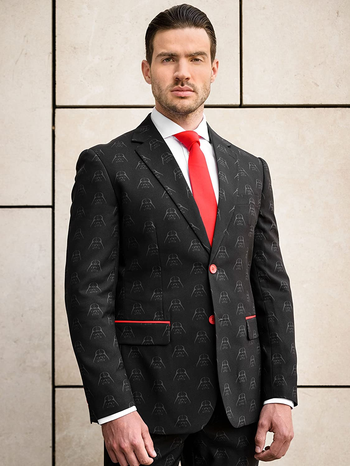 OppoSuits Star Wars™ Suit – Official Darth Vader™ Costume Comes ...
