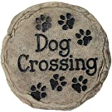Spoontiques Dog Crossing Stepping Stone